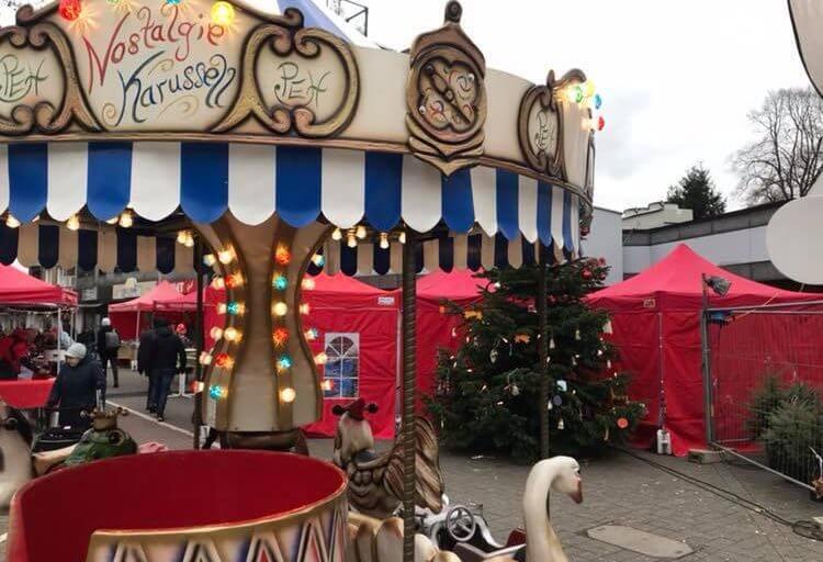 Eindrücke vom Ostheimer Weihnachtsmarkt 2018