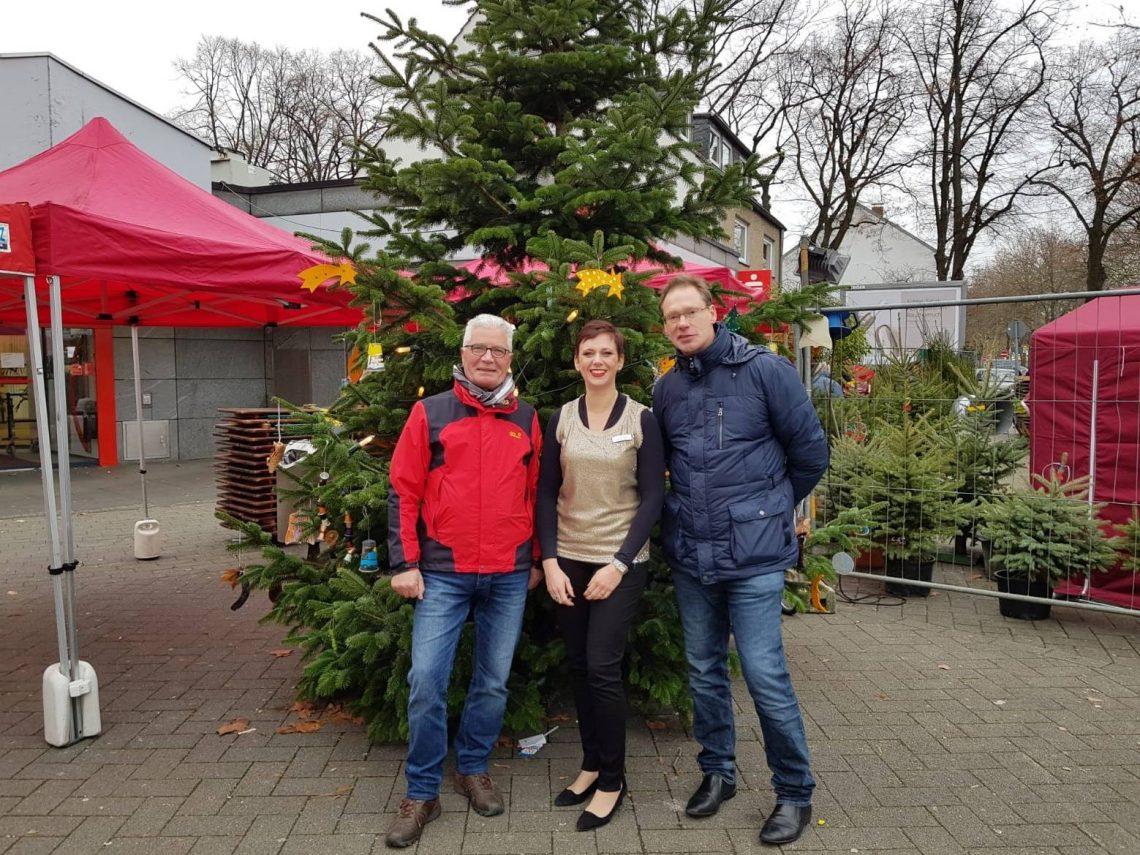 Ostheimer Weihnachtsbaum auch in diesem Jahr