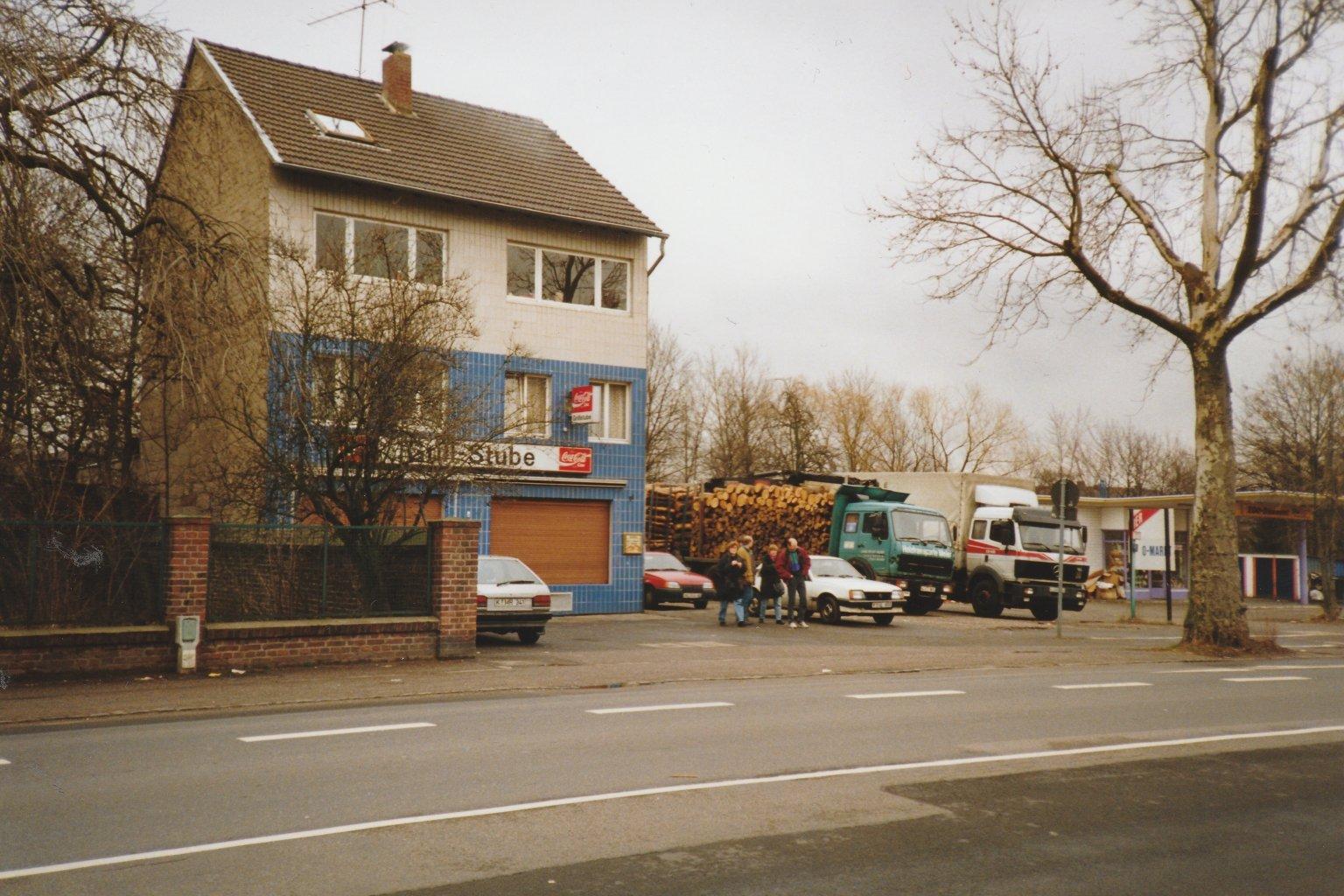 Rösrather Straße (historisch)