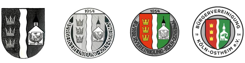 Logo Evolution der BVO