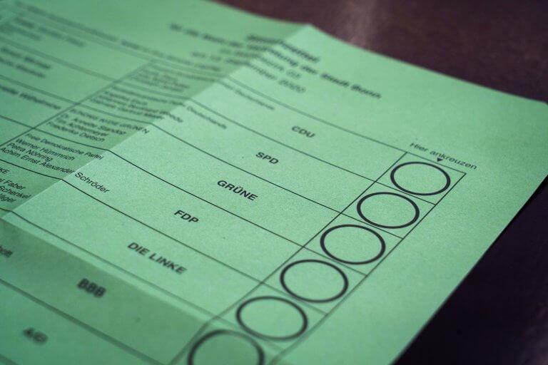 Kommunalwahl 2020 – Wählen Sie für Ostheim